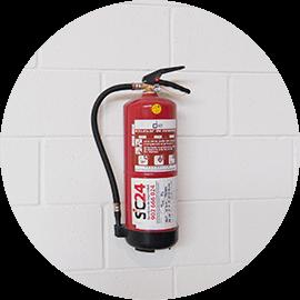 Detecció prevenció incendis