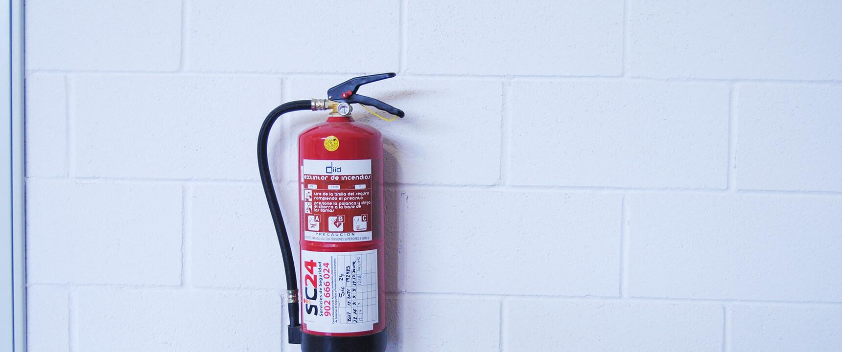 Sistemes protecció incendis